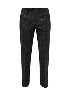 Conntro Mouline Check Trousers