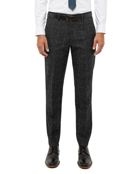 Ted Baker Conntro Mouline Check Trousers
