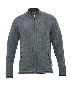 Ristoro Zip Through Jumper