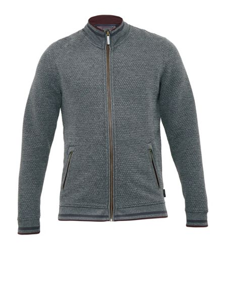 Ted Baker Ristoro Zip Through Jumper