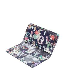 Ted Baker Ayla A-Z Floral Leather Purse