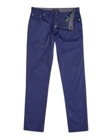 Ted Baker Lofive Five Pocket Cotton Trousers