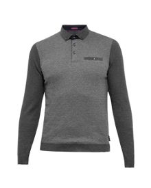 Ted Baker Rick Knitted polo shirt