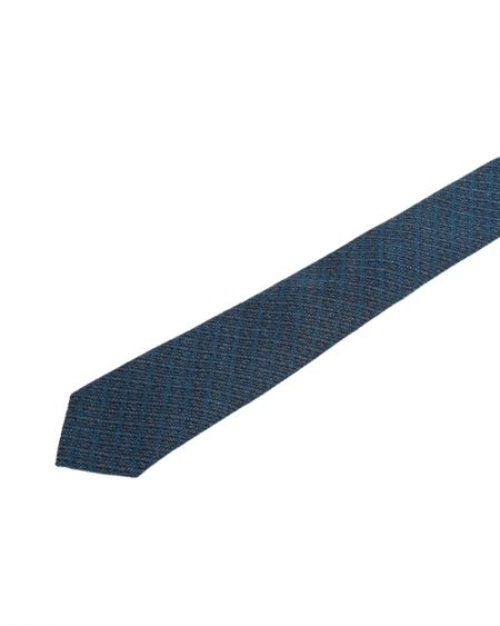 Ted Baker Uni Textured jacquard silk tie