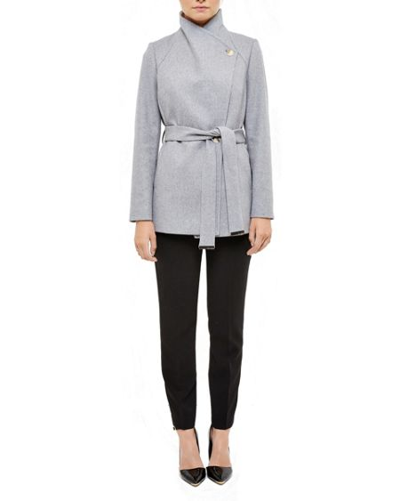 Ted Baker Elika Short Wrap Coat