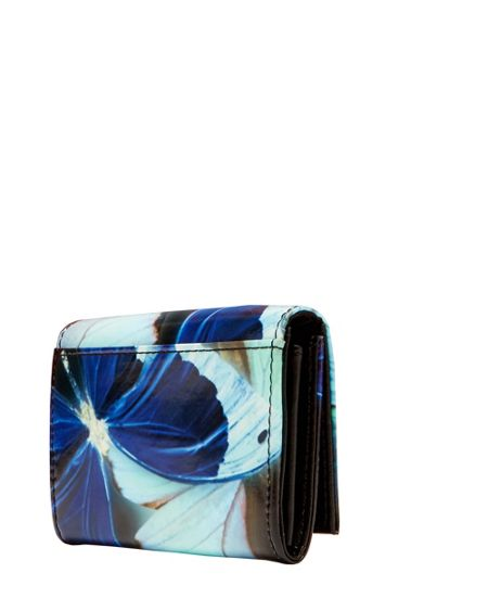 Ted Baker Allvoe Butterfly Collective leather coin purse