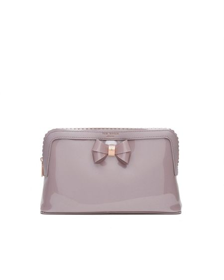Ted Baker Ardith Scallop Edge Large Wash Bag