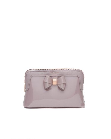 Ted Baker Elden Scallop Edge Small Wash Bag