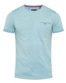Ted Baker Junior woven geo print t-shirt