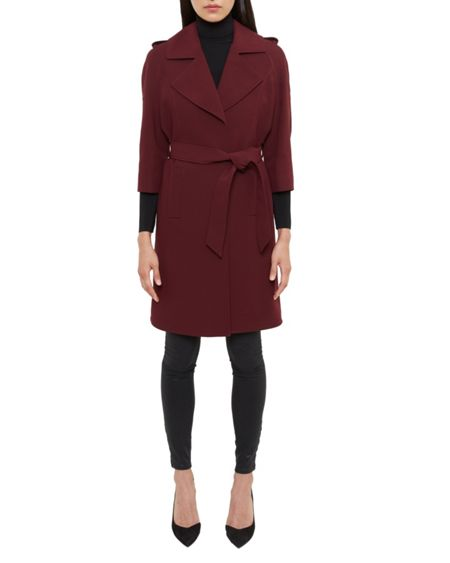 Ted Baker Caila Deconstructed Trench Coat