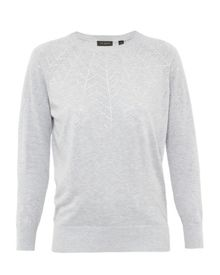 Ted Baker Dyanii Embellished Crew Neck Sweater