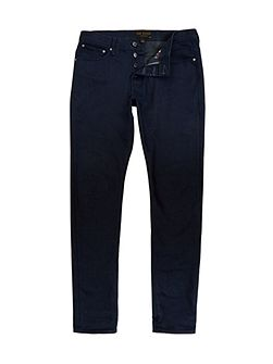 Steve Straight fit rinse wash jeans