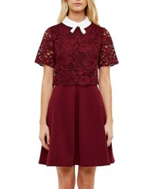 Ted Baker Dixxy Layered Lace Dress