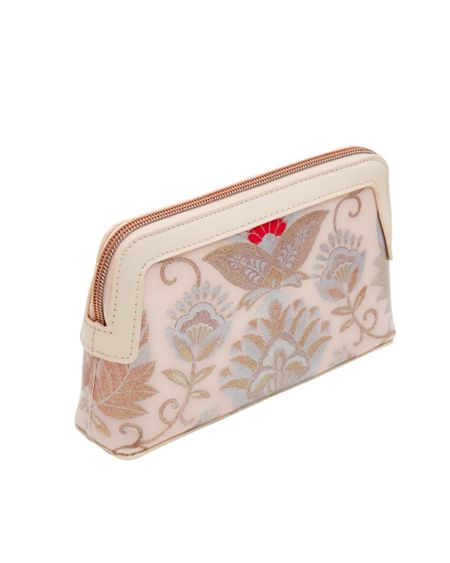 Ted Baker Caralin Opulent Orient small wash bag