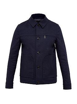 Coolman Patch pockets jacket