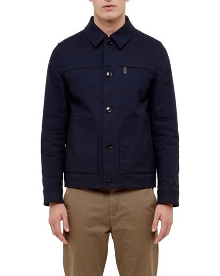Ted Baker Coolman Patch pockets jacket