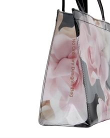 Ted Baker Kelicon Porcelain Rose Small Shopper Bag