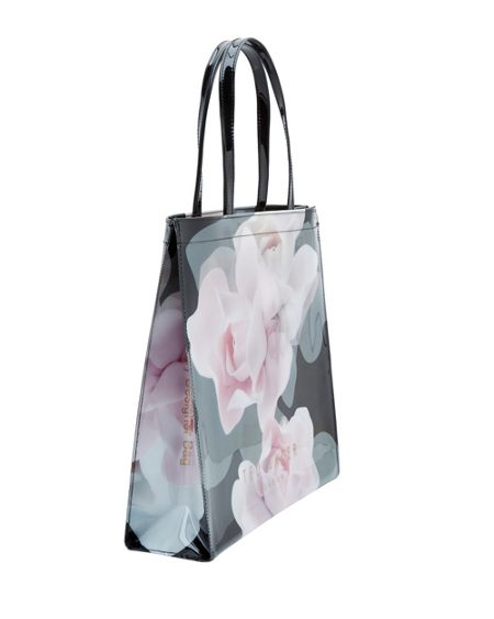 Ted Baker Kinacon Porcelain Rose Large Shopper Bag