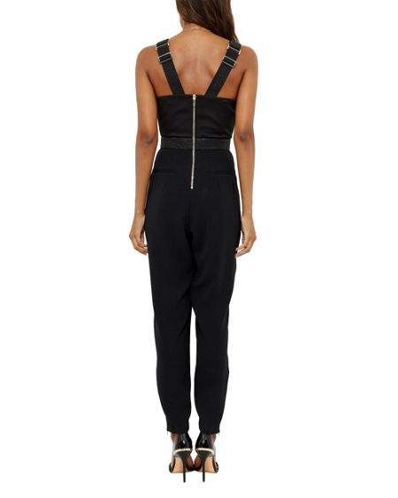 Ted Baker Ossia Sparkle waistband jumpsuit