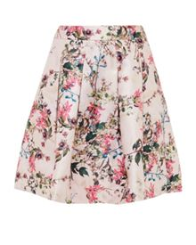 Ted Baker Juliane Blossom Jacquard Full Skirt