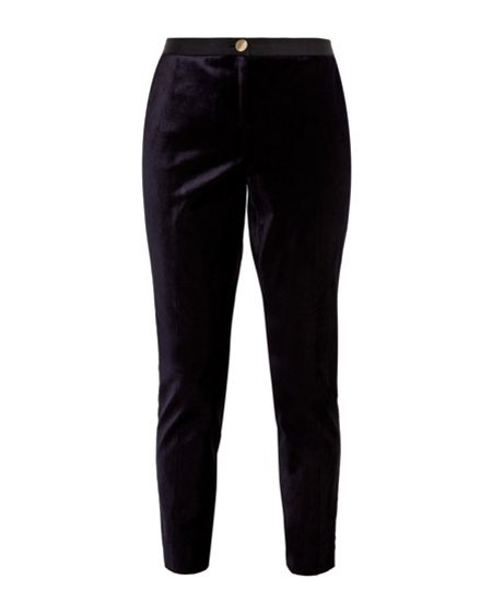 Ted Baker Katciat Velvet Tuxedo Suit Trousers