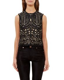 Ted Baker Falisia Lace top