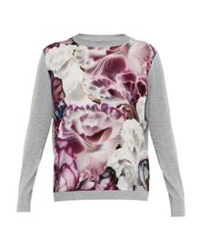 Ted Baker Neaka Illuminated Bloom jumper