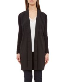 Ted Baker Sonyia Longline Woven Cardigan