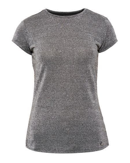 Ted Baker Misy Sparkle Fitted T-Shirt