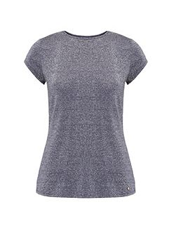 Misy Sparkle Fitted T-Shirt