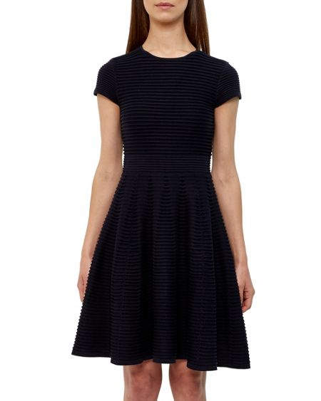 Ted Baker Laysee Knitted Skater Dress