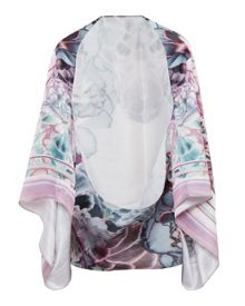 Ted Baker Aivy Illuminated Bloom silk scarf