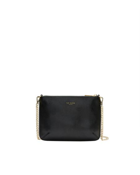 Ted Baker Soraya Exotic Leather Cross Body Bag