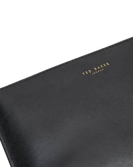 Ted Baker Shyann Exotic Leather Cross Body Bag