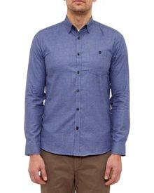 Ted Baker Taccle Cotton poplin shirt