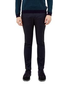 Ted Baker Manners Slim Fit Mini Design Trousers