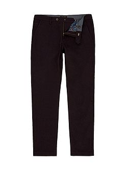 Manners Slim Fit mini design trousers