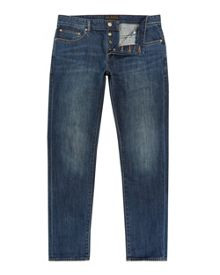 Ted Baker Steed Straight fit dark wash jeans