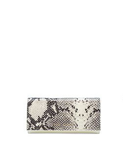 Minila Exotic Leather Matinee Purse