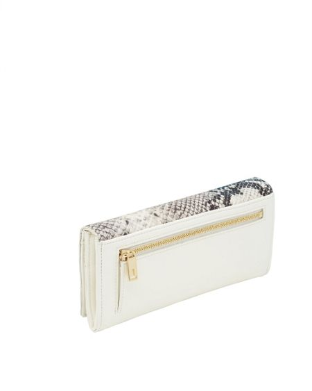 Ted Baker Minila Exotic Leather Matinee Purse