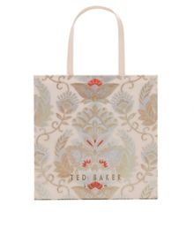 Ted Baker Soficon Opulent Orient large shopper bag