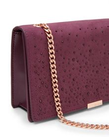 Ted Baker Avianna Studded Suede Cross Body Bag