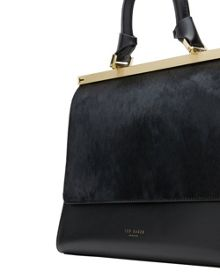 Ted Baker Luci Leather top handle bag