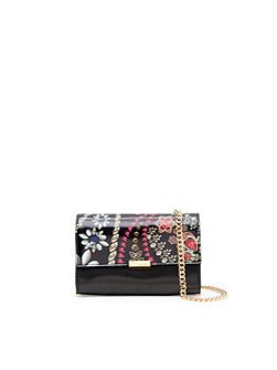 Kerey Treasured Trinkets Clutch Bag