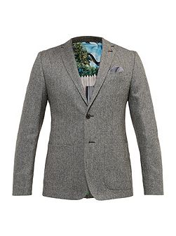 Cram Herringbone Wool Jacket