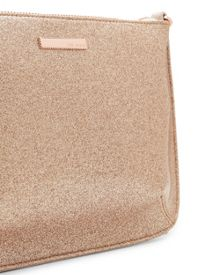 Ted Baker Brigit Glitter leather cross body bag
