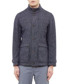Ted Baker Sheldon Detachable lining jacket
