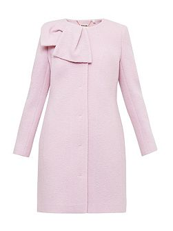Ellmida Boiled wool coat