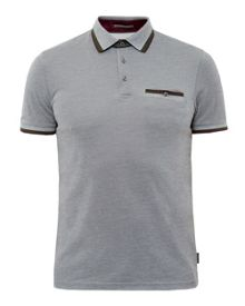 Ted Baker Nimble Oxford Polo Shirt