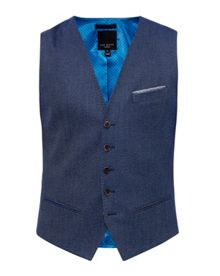 Ted Baker Wingwai Single Breasted Waistcoat